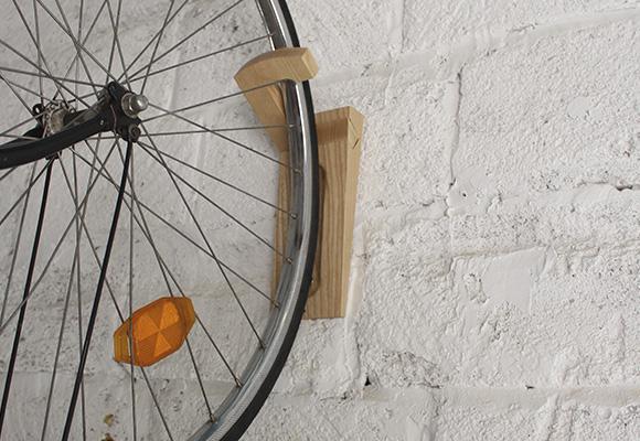 Tokyo Wooden Bike Rack Twonee