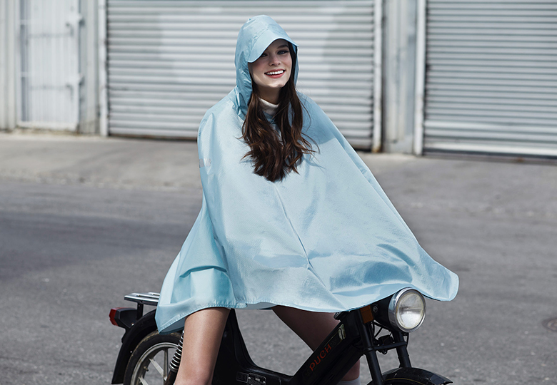 Cleverlite rain capes